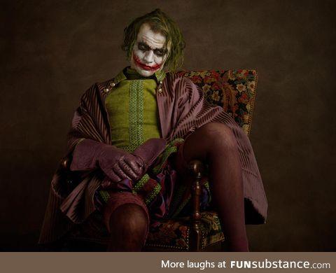 Classy Joker