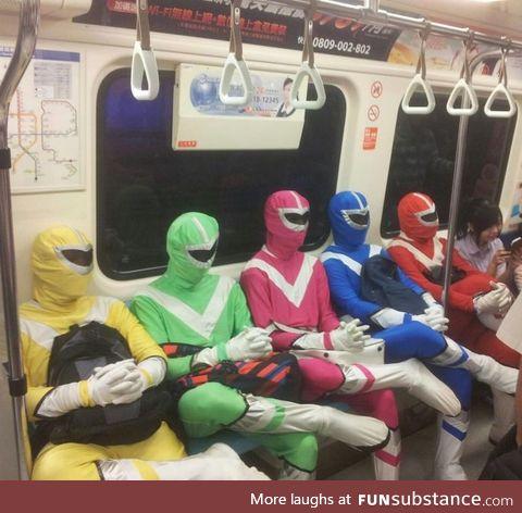Metro Rangers