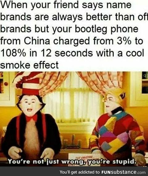 Pure Chinese engineering!
