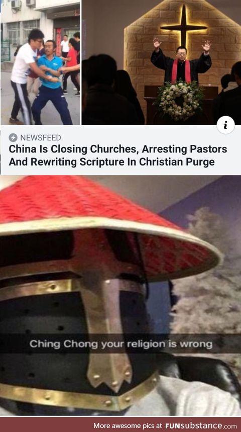 Deus chong