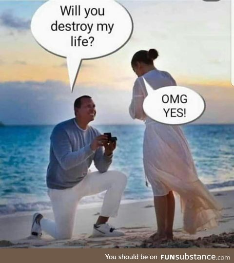 Real meaning of proposal