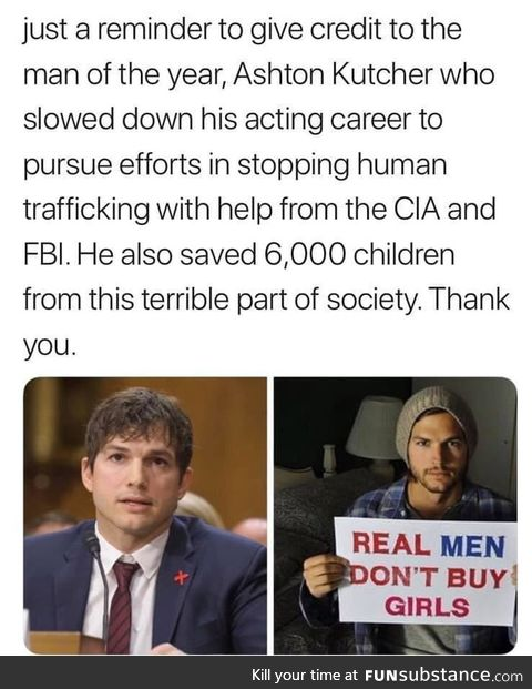 I guess he only played a dumbass on Tv