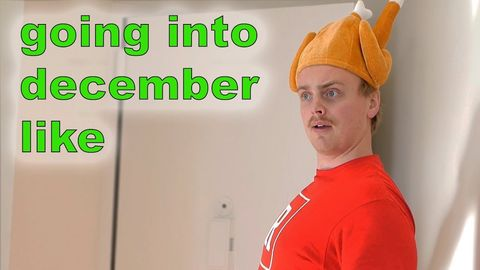 Going into December Like - video by Gus Johnson, one of the funniest dudes alive