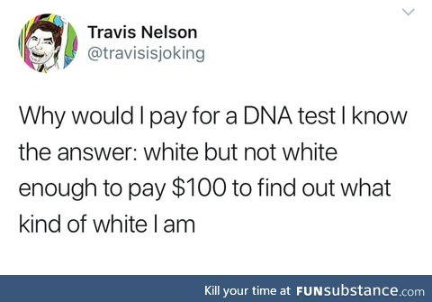 No test necessary