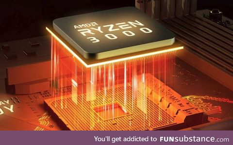 On overal gaming performance 1% above Intel, whiping the floor on anything else and 35%
