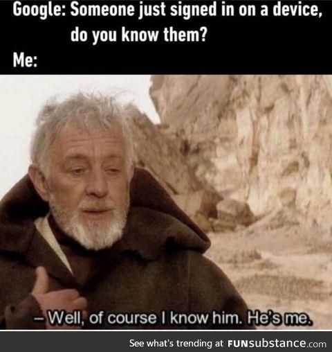 He Is Me