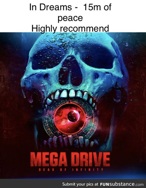Mega Drive - Seas of Infinity