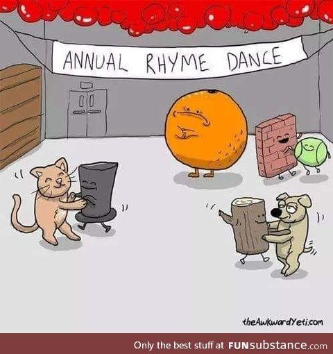 Poor orange :(