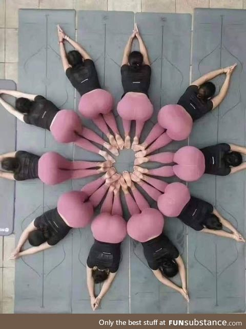 Is called Yoga flower !