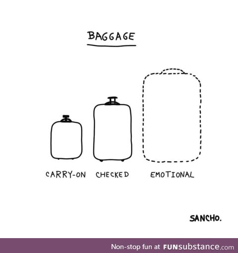 Baggage, an illustrated guide