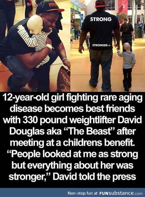 Being strong can be looked at in many ways