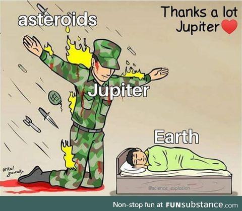 Let's take a moment to appreciate Jupiter
