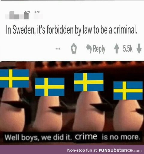 And these morons can't even speak Danish properly