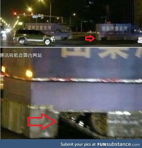 Hong Kong  Totally not tanks