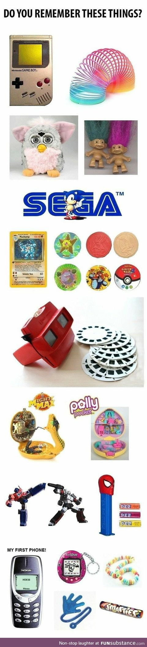 Our childhood was so cool