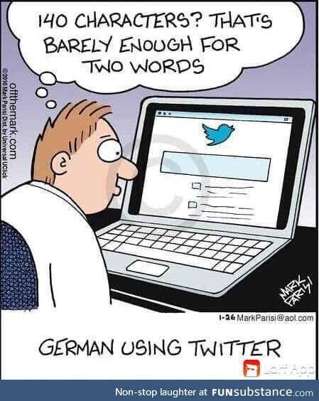 When, Germans tweet