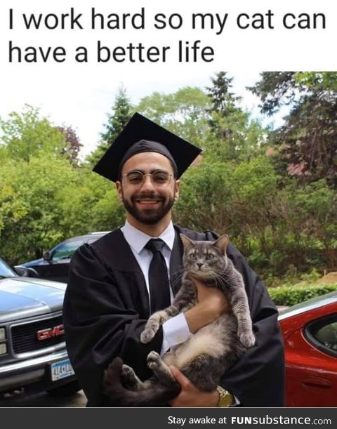 New goal for life