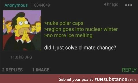 That's one smart Anon