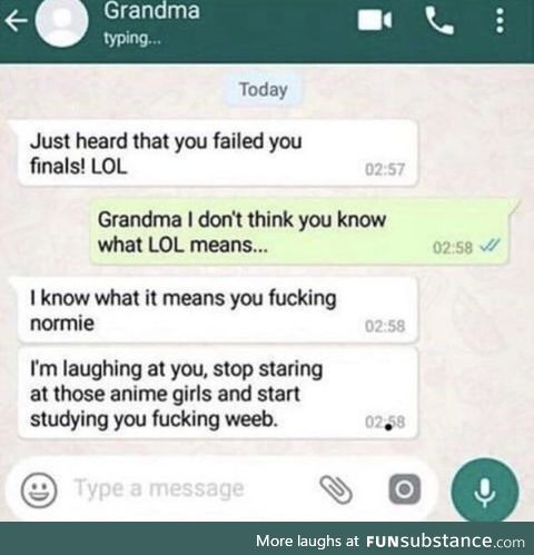 Fake texts like these