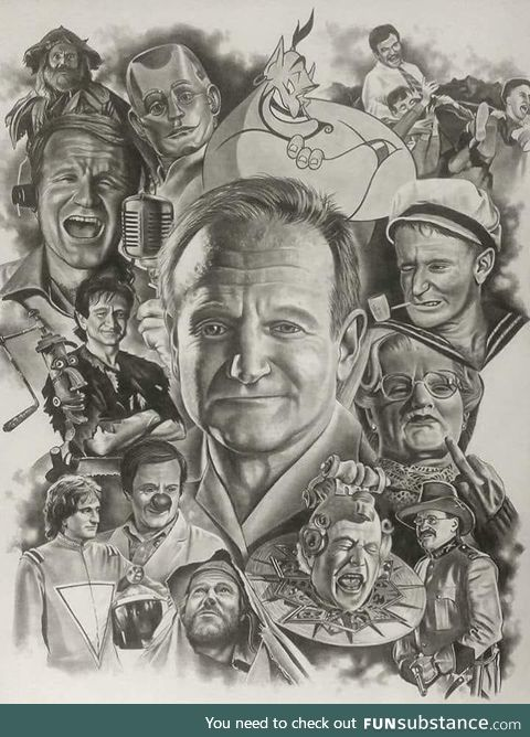 Can you name these movies from Robin Williams