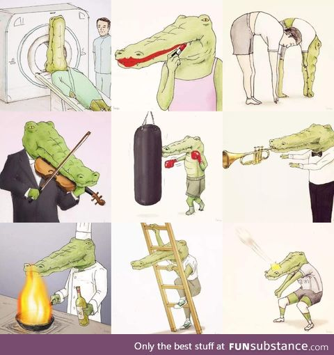 What a croc of shit