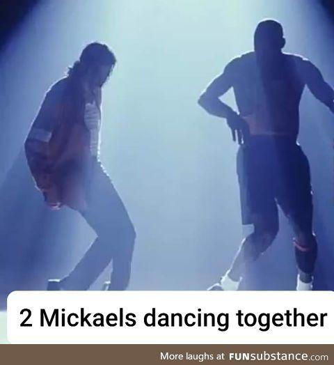 Jackson and Jordan