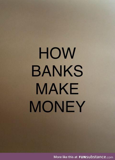 Charging your money rent