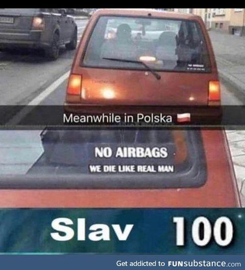 Slav level 100