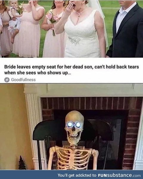 Getting married in october be like