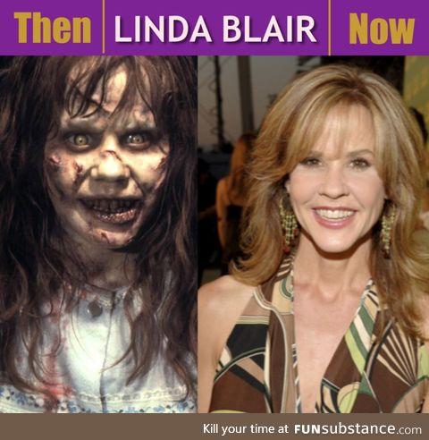 Happy 61st Birthday to Linda Blair!