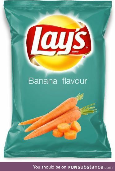 Grapefruit Flavoured Chips