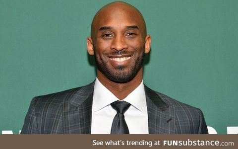 R.I.P Kobe, you'll be missed !