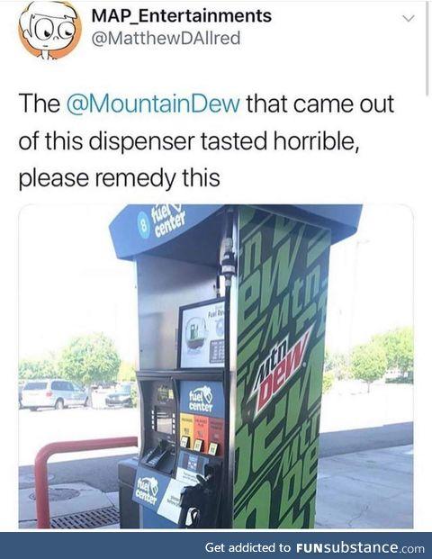 Diesel flavor is even worse >:v