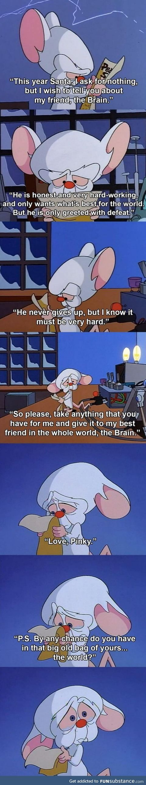 Yay for the Brain