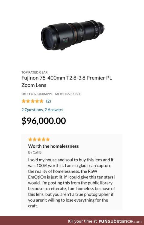 Lens > House