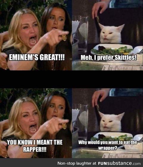 Eminems for the win