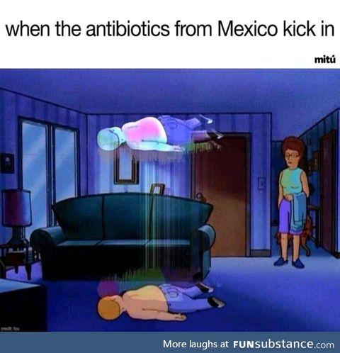 """""""Antibiotics"""""""