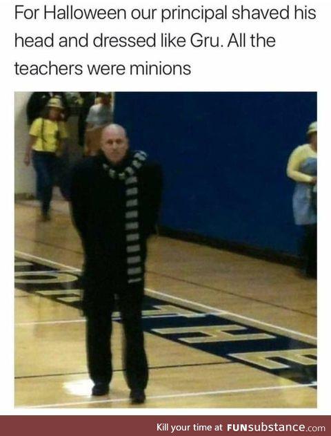 Madlad principal