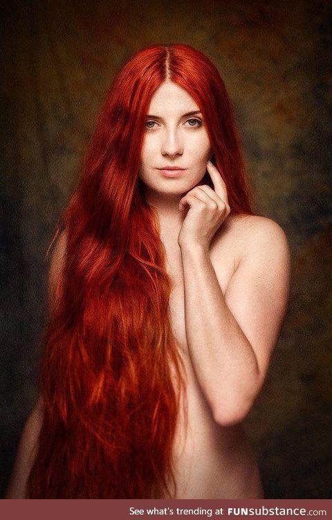 Dose of redhead