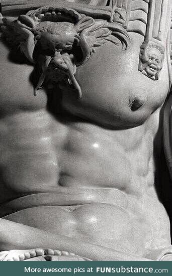 Detail di Michelangelo
