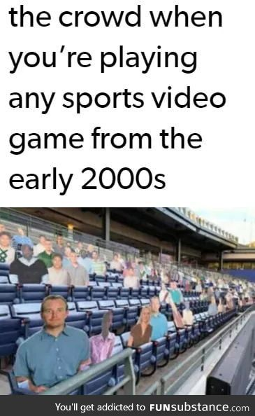 Every damn sports game