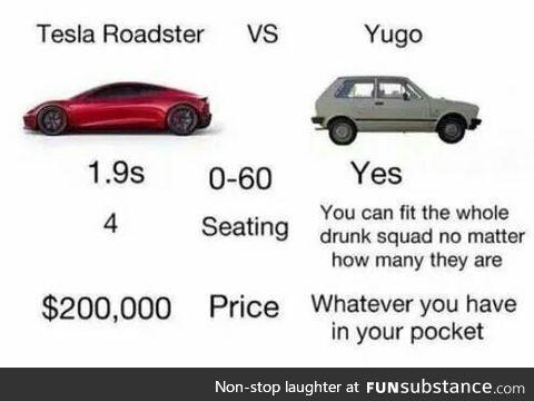 Yugo for life!