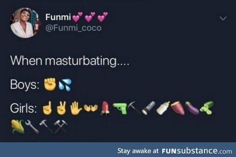 These emojis explain it all