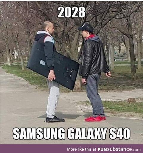 Phone nowadays