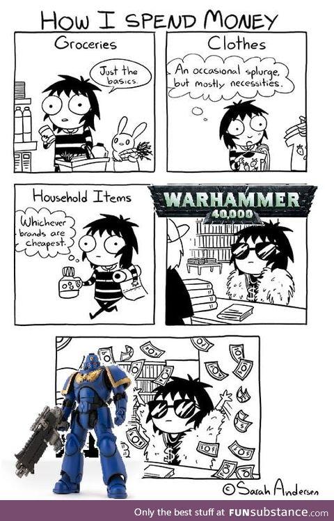 Warhammer is life