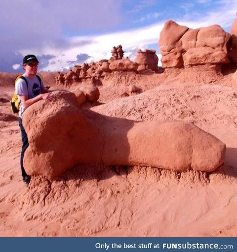 Goblin Valley, Utah is a pretty special place