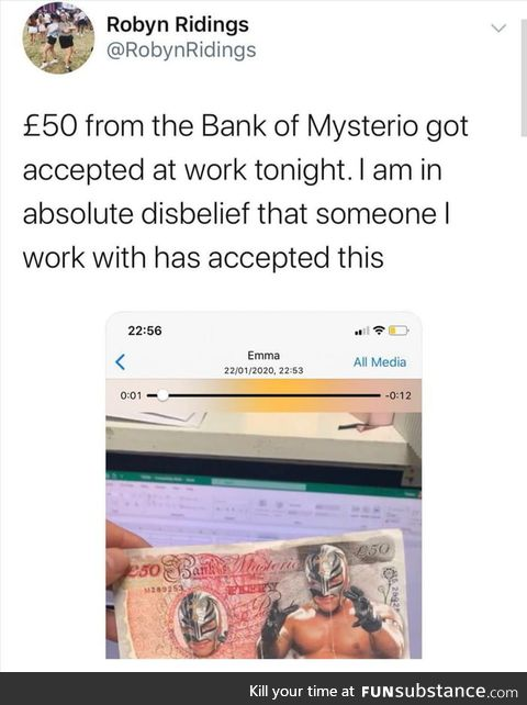 Bank of Mysterio