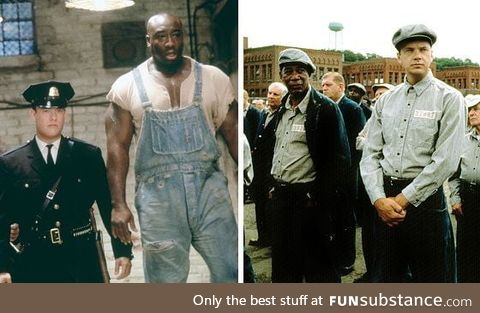 Which Stephen King prison flick do you prefer?