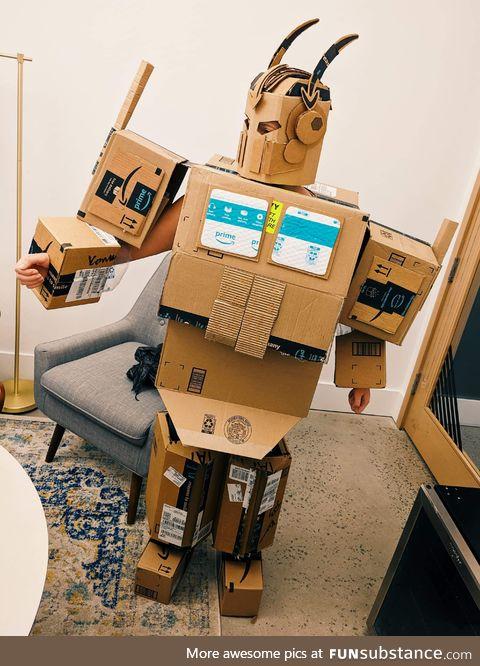 Amazon Prime, Optimus Prime's lesser known cousin