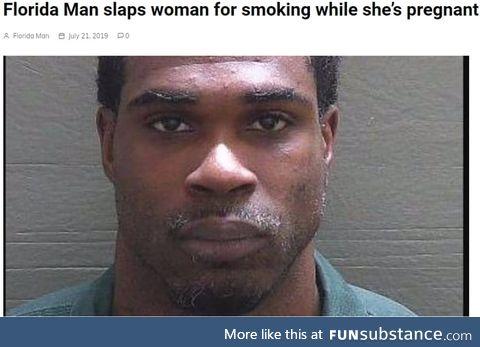 Florida man is not always bad